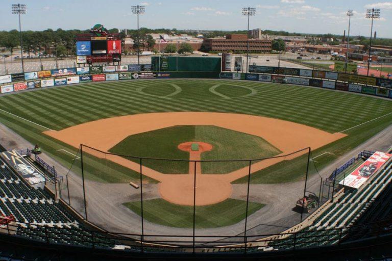 2010 Baseball Field