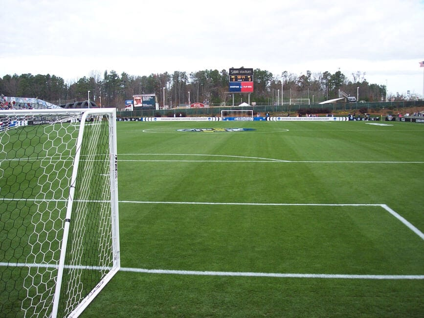 NCAA SAS Stadium