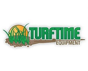 Turftime equipment logo